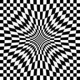 Обжатая оптически проверка иллюстрация штока