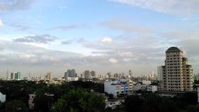 Обзор Бангкока Стоковая Фотография