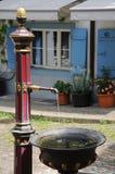 Обзор улиц города штабов danikem nuc стоковая фотография rf