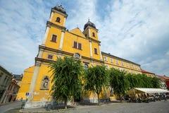 Обзор церков Св.а Франциск Св. Франциск Xaversky Стоковое Изображение RF