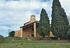 Обитель Sant Guillem Каталонии Стоковые Фотографии RF