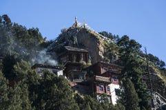 Обитель Taktsang, Kham Стоковое Изображение