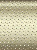 обитое металлическое предпосылки иллюстрация штока
