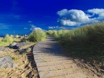 облака к гулять Стоковое Изображение RF