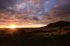 Облака лава стоковое фото rf