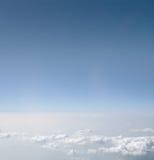 облака мягкие Стоковые Изображения RF