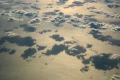 облака сверх Стоковая Фотография RF