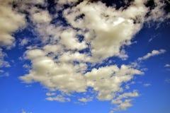 Облака хлопка Стоковая Фотография RF