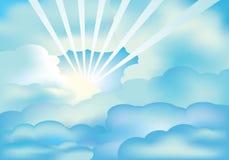 облака Стоковое фото RF