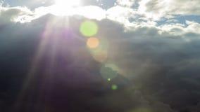 Облака Timelapse сток-видео