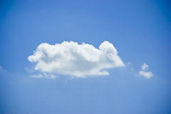 облако любит посмотреть мышь Стоковые Фото