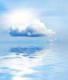 облако малое Стоковые Фото