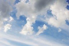 Облако на небе Стоковая Фотография RF