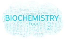 Облако слова биохимии бесплатная иллюстрация