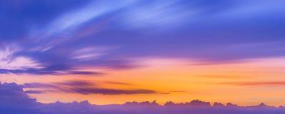 Облако с светлым небом Стоковое Изображение RF