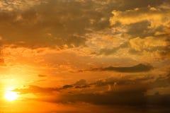 Облако с светлым небом Стоковое Изображение