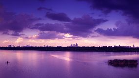 облако цветастое стоковое изображение rf