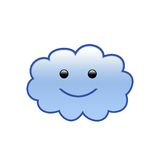 облако 01 Стоковая Фотография