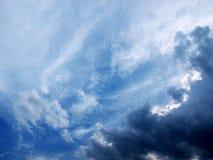 облако Стоковое Изображение RF