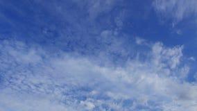 Облако Hyperlapse 01 видеоматериал