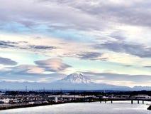Облако UFO стоковая фотография