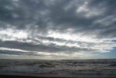 облачный покров Стоковые Изображения