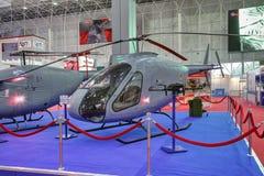 Облегченный вертолет тренировки стоковое изображение