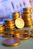 облечение финансов Стоковые Изображения RF