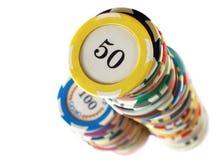 обломоки казино стоковая фотография rf