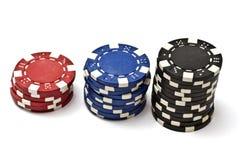обломоки казино стоковая фотография