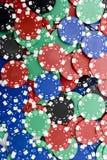 обломоки казино стоковые фото