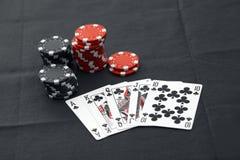обломоки казино стоковые фотографии rf