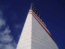 облыселые ветераны мемориала холма Стоковые Фотографии RF
