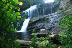 облыселый водопад реки Стоковое Фото