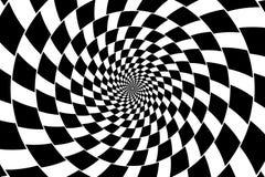 Обман зрения - свирль доски, бесплатная иллюстрация