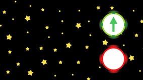 Обменный курс в звездах бесплатная иллюстрация