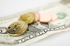 обменный курс Стоковая Фотография