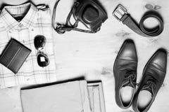Обмундирование современных творческих людей Стоковые Фото