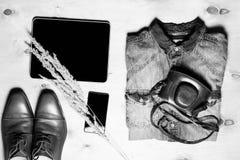 Обмундирование современных творческих людей Стоковые Фотографии RF