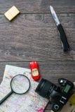 Обмундирование путешественника Стоковое Изображение RF