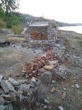 Обмылок каменного дома Стоковое Изображение RF