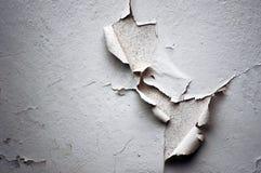 обнажанная белизна стены Стоковое Изображение RF