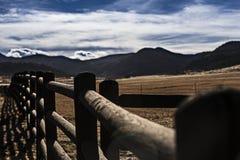 Обнесенный забором Стоковая Фотография RF