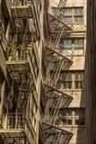 Обозенная городская красота стоковые изображения rf