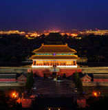 Обозите Forbidden City Стоковая Фотография