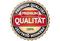 обозначьте наградное качество Стоковое Изображение RF