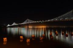 Обозревать мост стоковые фотографии rf