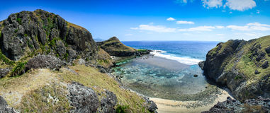Обозревать острова Sabtang Стоковые Фото