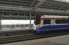 Обоз поезда неба Стоковое Изображение RF