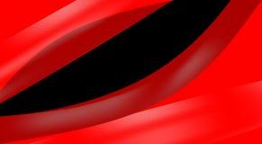 Обои, абстрактная красная и черная предпосылка волны стоковая фотография